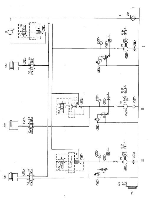 置有压力传感器v53