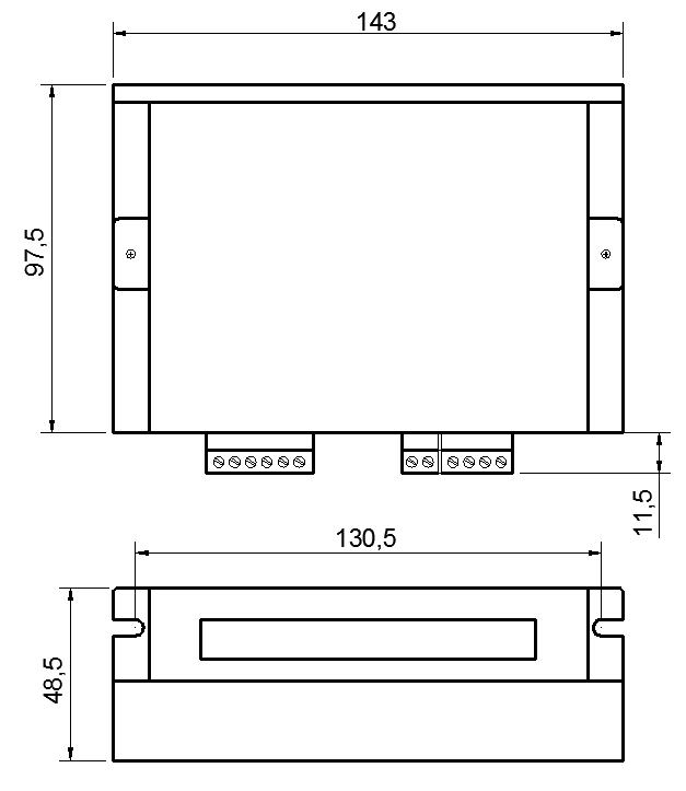 接口采用超高速光耦隔离 2.抗高频干扰能力强 3.