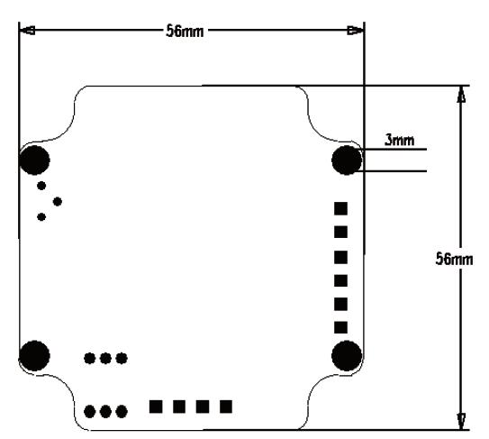 57系列两相步进电机专用驱动模块(zc)