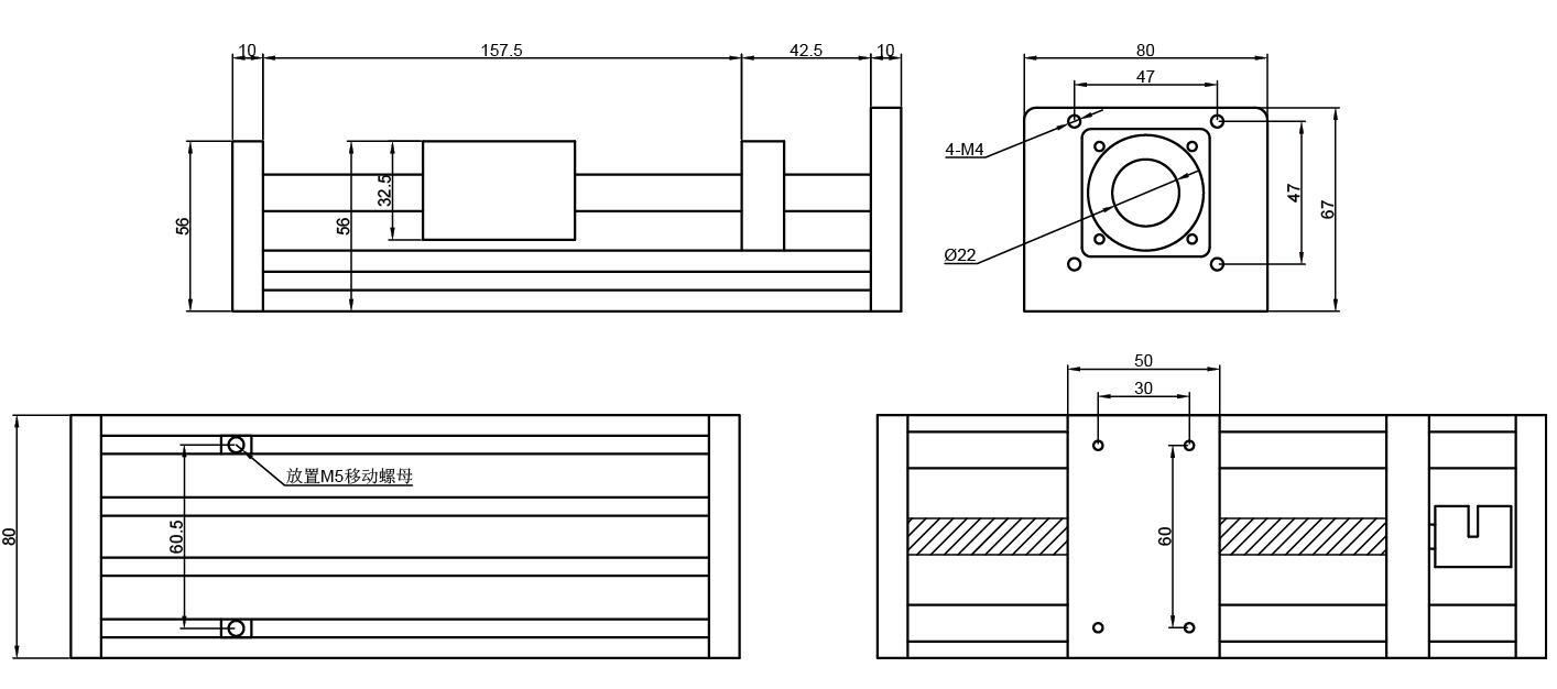 线性模组在非标自动化设备中有什么运用?(lp)