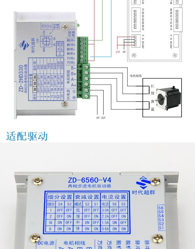 两相步进电机的工作原理(zc)