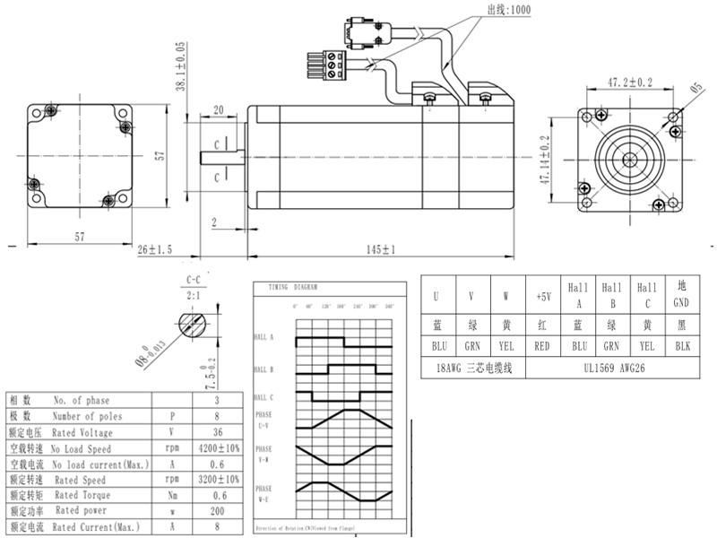qq:1755105676   相关阅读   57b2c1230-sc0无刷伺服电机配套驱动器dm