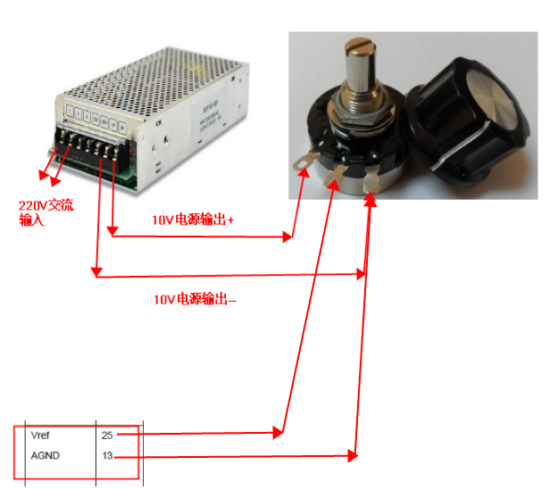 配110伺服电机电位器调速直线导轨滑台垂直负载100kg