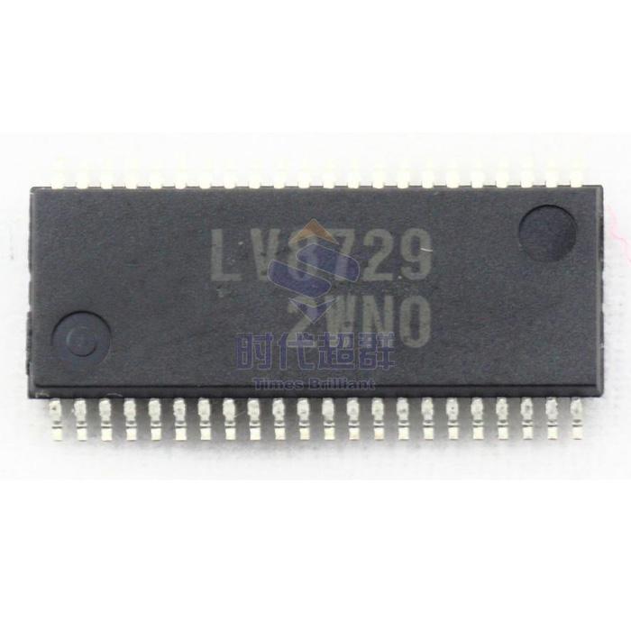 lv8729v是一个pwm电流控制微双极步进电机驱动器.