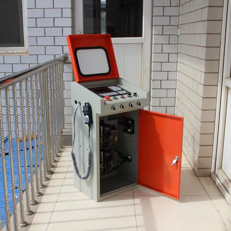步进伺服电机电机控制器柜可定做单双三四轴联动铣床磨床钻床电器定做